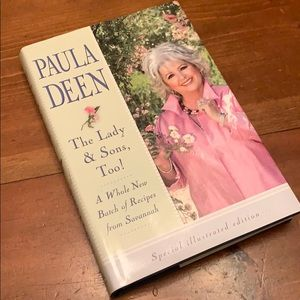 Paula Deen The Lady & Sons Too! Cookbook